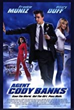 Agent Cody Banks Movie Poster (27 x 40 Inches - 69cm x 102cm) (2003) -(Frankie Muniz)(Hilary Duff)(Angie Harmon)(Keith David)(Cynthia Stevenson)(Arnold Vosloo)