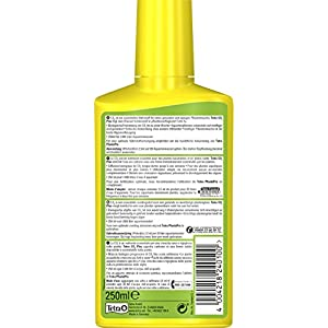 Tetra CO2 Plus - Fertilizante líquido para acuarios (250 ml)