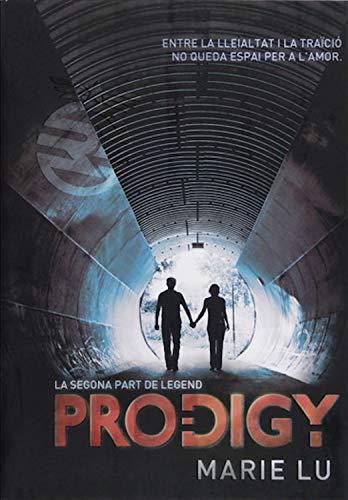 Prodigy (Saga Legend nº 2)