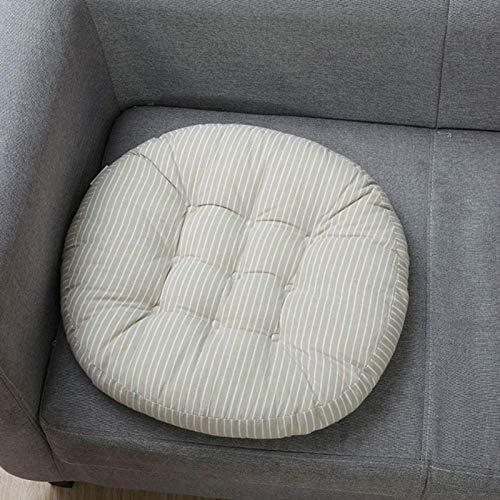 AYCYNI Seat Pads Premium Acolchado Acolchado tapizado para Acolchado tapizado cómodo de Oficina Cojín de algodón algodón algodón algodón Almohada 1-55x55x10cm,Estilo1,45x45x7c.