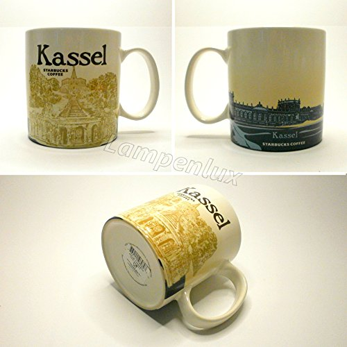 Starbucks Kaffeetasse City Mug Tea Icon Serie Kassel Deutschland
