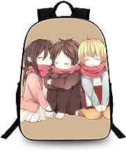 Gumstyle Attack on Titan Anime Backpack Shoulder School Bag for Children 9