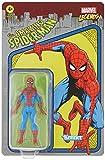 Hasbro Marvel Legends Series 375 - Figura de acción (9,5 cm), diseño de Spider-Man