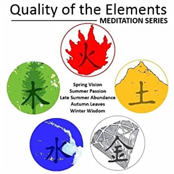 Meditation Series: Quality of the Elements