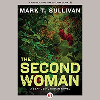 The Second Woman audiobook cover art