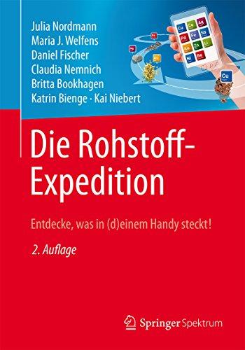 Die Rohstoff-Expedition: Entdecke, was in (d)einem Handy steckt
