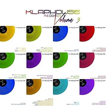 Klaphouse Records Compilation Deep & Tech Volume 3