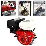Moteur à essence 4 temps moteur 9 kW 420 CC moteur à carter Gokart Gokart tondeuse à gazon