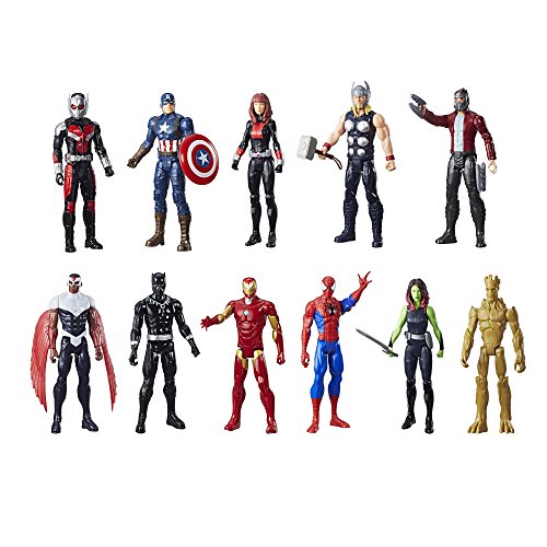 Marvel Titan Hero Serie Mega Collection 11-Pack