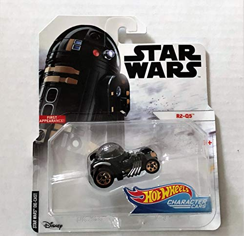Hot Wheels Star Wars R2-Q5 Vehicle