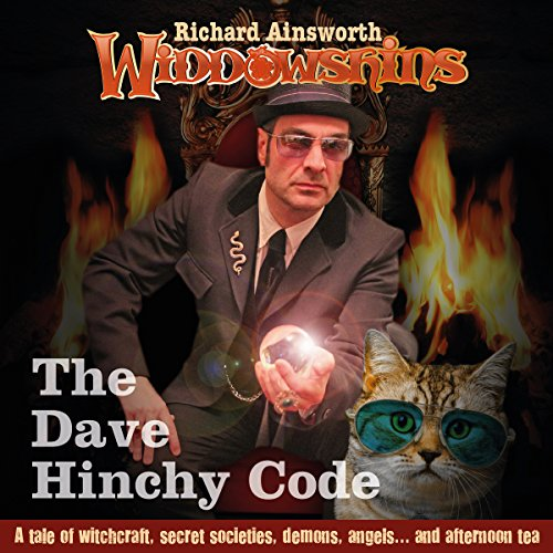 The Dave Hinchy Code audiobook cover art