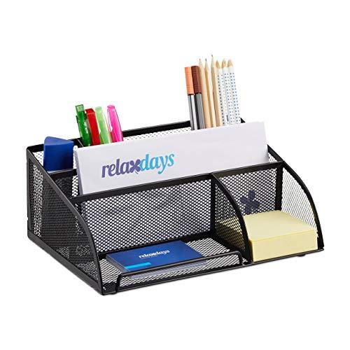 Schreibtischorganizer mit 5 Ablagen