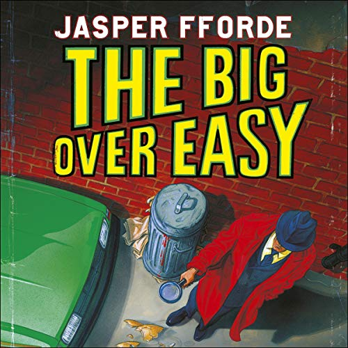 The Big Over Easy cover art