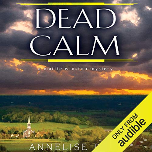 Dead Calm audiobook cover art