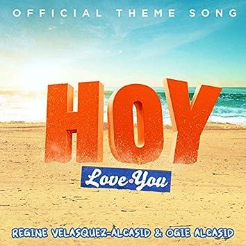 Hoy Love You (Original Soundtrack)