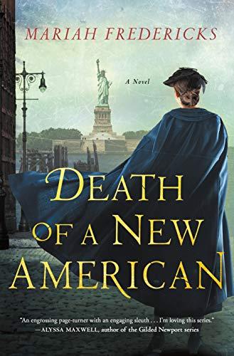 Death of a New American: A Novel (A Jane Prescott Novel)
