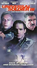 Universal Soldier 3: Unfinished Business VHS