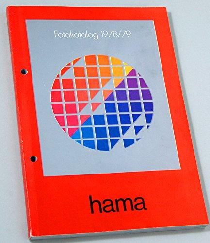 Hama Fotokatalog 1978/79
