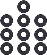 QINSHAN Perfectly Compatible with Redmi Note 4 / Redmi Note 4X / Redmi 4 / Redmi Pro Parts 10 PCS Back Camera Lens Cover Repair Parts