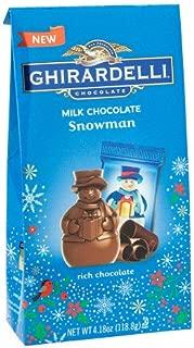 Best ghirardelli milk chocolate snowman Reviews