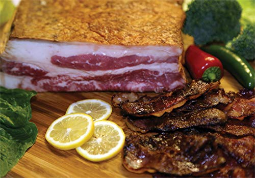 Almas Halal Beef Bacon