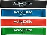 ActiveElite ✮ 4 verschiedene Fitnessbänder...
