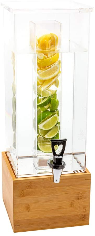 Bev Tek In stock 2 Gallon Beverage 1 Denver Mall Square Fo Drink Dispenser