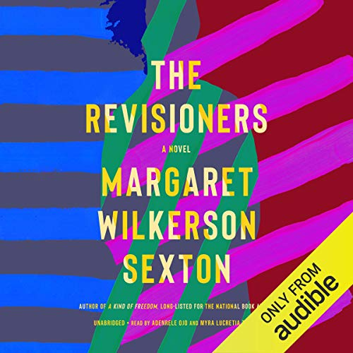 The Revisioners audiobook cover art