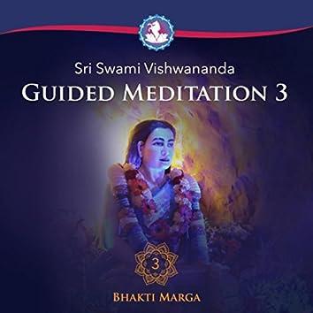 Sri Swami Vishwananda Guided Meditation 3