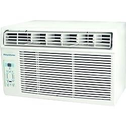 top rated Keystone KSTAW08B 8000 BTU 115V Follow Me LCD remote control window air conditioner, white 2021