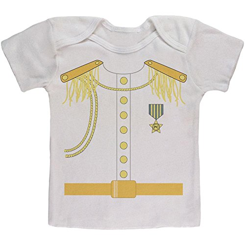 Old Glory Halloween Prince Charming Baby T Shirt White 24 Month
