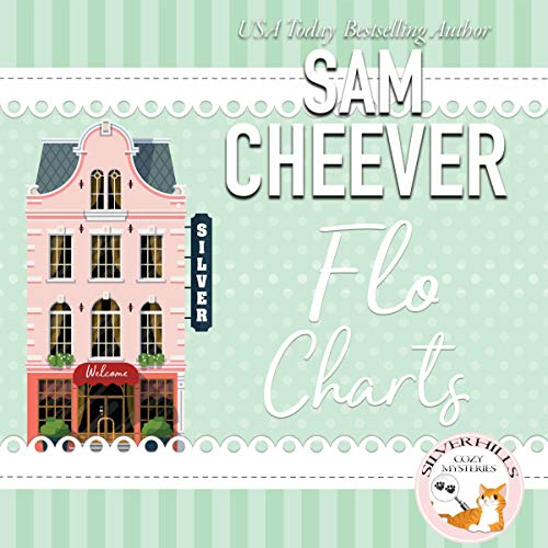 Flo Charts audiobook cover art