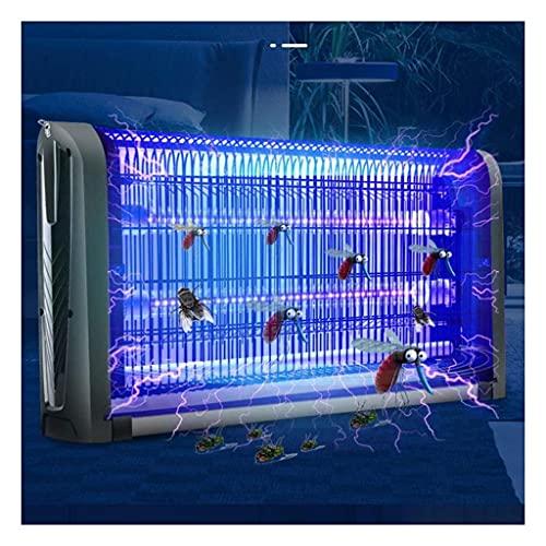 Mosquito Trap Electronic Bug Zapper - Insects Killer - Fly Insect Killer Zapper - Mosquito Killer Luz Ultravioleta para Interior de pie o para Colgar en la Pared lámpara LED para Matar Mosquitos