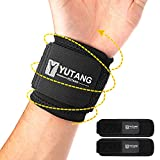 2 Pack Carpal Tunnel Wrist Brace for Women and Men: Wrist Wraps for Fitness | Wrist Support Prevention Wrist Pain, Sprains, Sports Injuries | Adjustable Wrist Strap, Suitable for Various Wrist Sizes