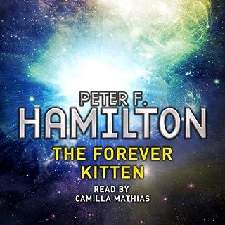The Forever Kitten audiobook cover art