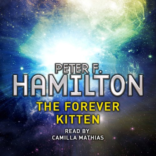 The Forever Kitten audiobook cover art