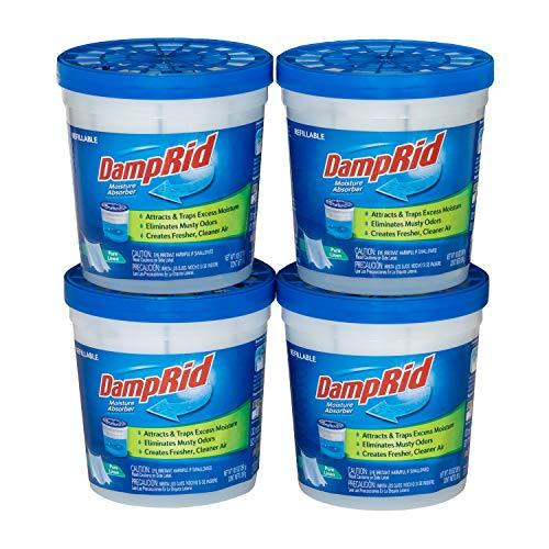 DampRid Pure Linen Refillable Moisture Absorber