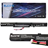 BLESYS Ordinateur Portable de Remplacement de la Batterie ASUS X751L X751LA X751LAV X751LB X751LD X751LDV X751LJ X751LJC X751LK X751LN X751LX X751M X751MA X751S X751SJ X751SA A41-X550e(14.4V/2600mAh)