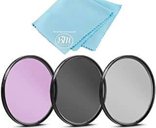 77mm Multi-Coated UV Protective Filter For Sony Alpha SLT-A33 A35 A55 A58 A65 A77 A99 A3000 A5000 A6000 DSLR330L A7 A7R NEX-5T NEX-6 NEX-7K NEX-3N NEX-F3 Digital SLR Cameras Which Has Any Of These Sony Lenses 11-18mm, 16-35mm, 24-70mm f//2.8, 70-200mm f//2.