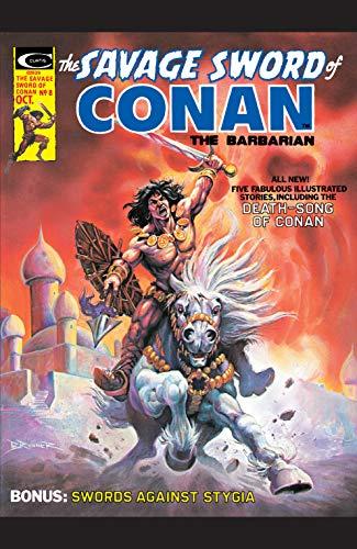 Savage Sword Of Conan (1974-1995) #8 (English Edition)