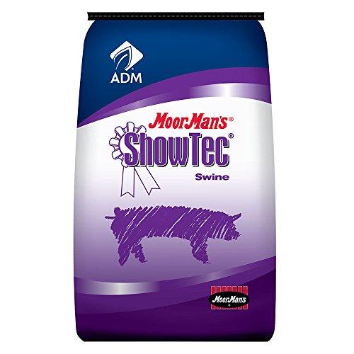 ADM ANIMAL NUTRITION MoorMan s ShowTec Hi Fat 16 BMD Medicated