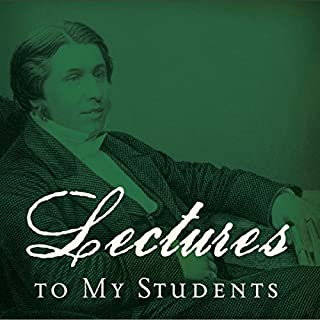 Lectures to My Students audiobook cover art