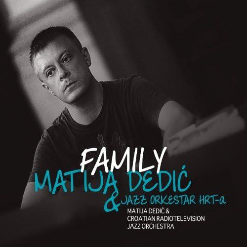 Jazz Orkestar Hrvatske Radiotelevizije & Matija Dedić