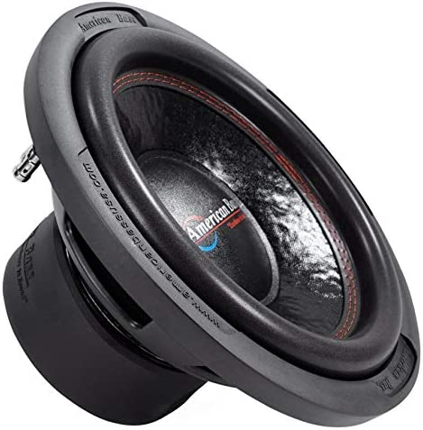 American Bass Usa XD 1244 1000 Watt Max Dual 4Ohm 12 Inch Subwoofer product image