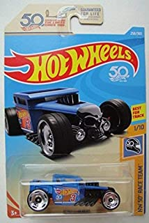 Hot Wheels HW 50 RACE TEAM 1/10, BLUE BONE SHAKER 258/365