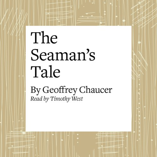 The Canterbury Tales: The Seaman's Tale (Modern Verse Translation) copertina