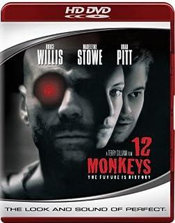 12 Monkeys [HD DVD] by Bruce Willis