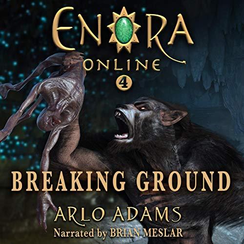 Breaking Ground cover art