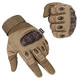Unigear Motorrad Handschuhe Herren, mit schmalem Riegel, Leichte Sommerhandschuhe auch geeignet für...