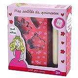 Petit Jour Paris Keks Backset für Kinder Prinzessin Ausstecher 5 teilig
